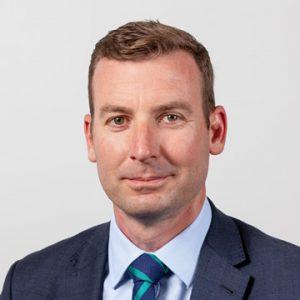 Damien Moore - CEO